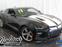 Recent Arrival! 2017 Chevrolet Camaro in Black