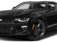 Options:  2017 Chevrolet Camaro Ss W/2Ss|Clean Carfax -