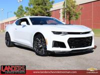 Camaro ZL1, 2D Coupe, 6.2L V8 Supercharged, 6-Speed