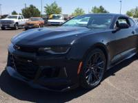 The 2017 Camaro is a perfect formula of performance