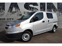 Excellent condition 2017 Chevrolet City Express Cargo