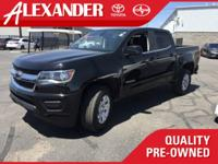 This 2017 Chevrolet Colorado is offered to you for sale