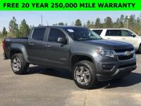 LOWEST PRICED 2017 COLORADO 4X4 IN A 200 MILE MARKET
