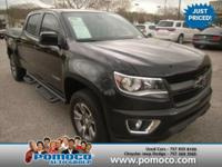 You can find this 2017 Chevrolet Colorado 4WD Z71 and