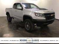 2017 Chevrolet Colorado ZR2 ZR2 4WD. 4WD 8-Speed