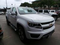 Look at this 2017 Chevrolet Colorado 4WD WT. Its