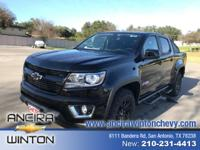 This new Chevrolet Colorado Z71 is now for sale in San