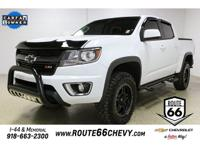 CARFAX One-Owner. Clean CARFAX. 2017 Chevrolet Colorado