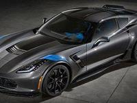 Corvette Grand Sport 3LT, 2D Coupe, 6.2L V8, 7-Speed