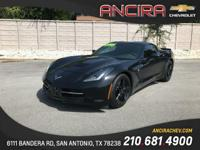 This used Chevrolet Corvette Stingray is now for sale