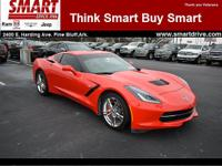 You can find this 2017 Chevrolet Corvette 1LT and many