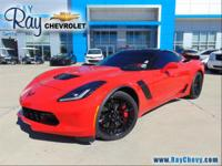 Chevrolet Corvette BEST PRICE. RAY CHEVROLET has been