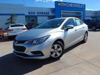 We are excited to offer this 2017 Chevrolet Cruze. The