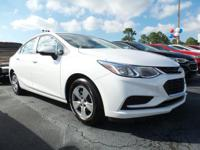 FUEL EFFICIENT 40 MPG Hwy/30 MPG City! Turbo Charged,