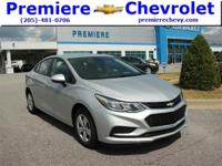 Options:  2017 Chevrolet Cruze|/|V4 1.4L Automatic|3