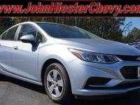 Options:  2017 Chevrolet Cruze Ls|Blue|Priced Below Kbb