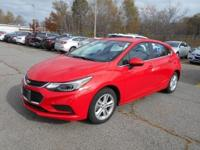 2017 Cruze Hatchback with low miles! $ave lots with
