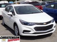 2017+Chevrolet+Cruze+LT+In+Summit+White.+A+great+deal+i