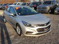 2017 Chevrolet Cruze LT. Serving the Greencastle,