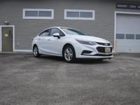 Get the BIG DEAL on this amazing 2017 Chevrolet Cruze