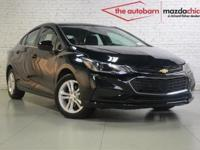 30/40 City/Highway MPG 2017 Chevrolet Cruze LT FWD