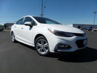 Boasts 40 Highway MPG and 30 City MPG! This Chevrolet