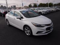 2017 Chevrolet Cruze Premier Summit White Bought here,