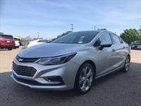 Options:  2017 Chevrolet Cruze Premier Auto|Premier