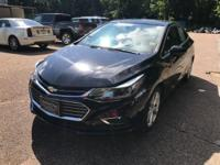 CARFAX One-Owner. Clean CARFAX. 2017 Chevrolet Cruze