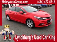 New Price! CARFAX One-Owner. Clean CARFAX. Red Hot 2017