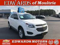 **2017 Chevrolet Equinox LS**One Owner**Local
