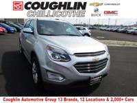 Equinox LT 1LT, 6-Speed Automatic with Overdrive, FWD,