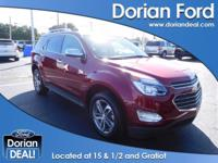 Come into Dorian Ford and check out this 2017 Equinox.