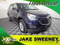 Meet our GM Certified 2017 Chevrolet Equinox. This