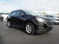 Come see this 2017 Chevrolet Equinox LS. Its Automatic