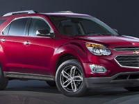 The 2017 Chevrolet Equinox is a perfect combination of