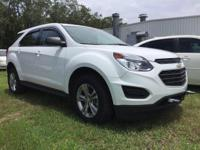 Check out this 2017 Chevrolet Equinox LS. Its Automatic