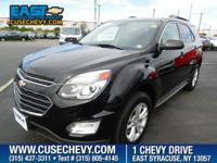 Come see this 2017 Chevrolet Equinox LT. Its Automatic
