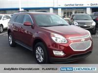New Price!  Chevrolet Equinox  Clean CARFAX. CARFAX