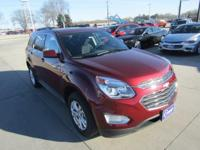 The+2017+Chevrolet+Equinox+is+a+perfect+combination+of+