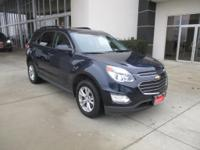 *CarFax 1-Owner* *This 2017 Chevrolet Equinox LT will