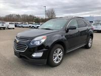 Options:  2017 Chevrolet Equinox Lt|Suv Awd|2.4L|4