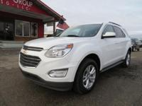 Options:  2017 Chevrolet Equinox Eye-Catching In Summit