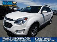 Check out this 2017 Chevrolet Equinox LT. Its Automatic