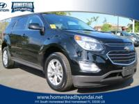 Check out this gently-used 2017 Chevrolet Equinox we