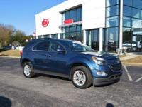 Patriot Blue Metallic 2017 4D Sport Utility Chevrolet