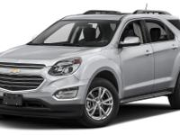 This 2017 Chevrolet Equinox 4dr FWD 4dr LT with 1LT