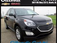 CARFAX One-Owner. Clean CARFAX.  Equinox LT, FWD,