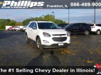 Options:  2017 Chevrolet Equinox Premier|Summit