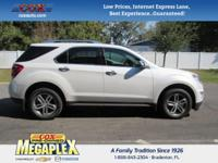 This 2017 Chevrolet Equinox Premier in is well equipped